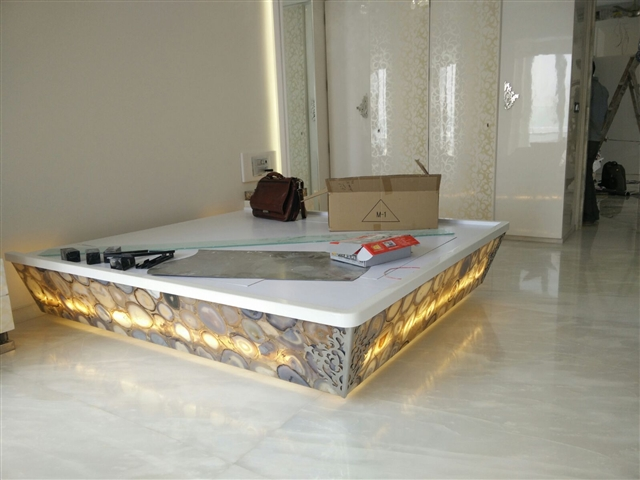 Precious Stone Slabs in India Rajasthan Udaipur